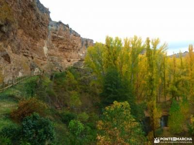 Hoces Río Duratón-Sepúlveda; el paular selva de oza adrada sierra magina gasco